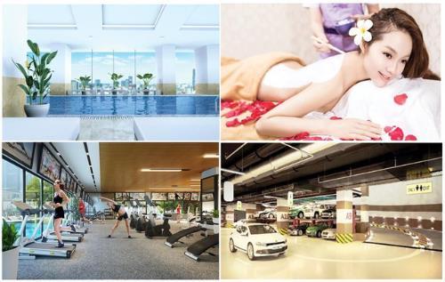 Dự án nằm trong khu vực có hạ tầng phát triển ở khu vực Hà Đông