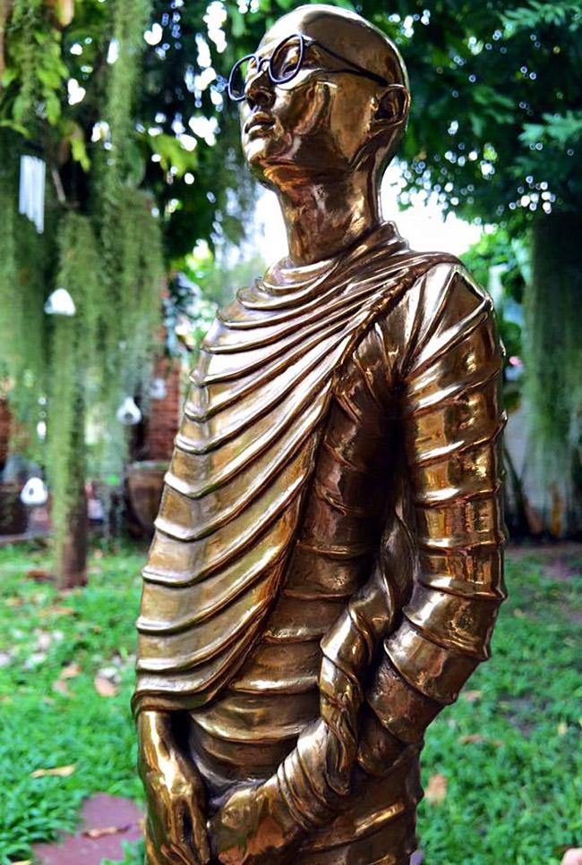 Widsanupong Noonan วิษณุพงษ์ หนูนันท์ - Thai King Rama IX Art