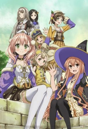 ATALIER ESCHA & LOGY: ALCHEMISTS OF THE DUSK SKY