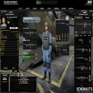 Download Xenonauts Game Setup