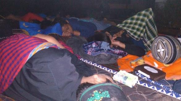 Diguncang Gempa, Pondok Pesantren Ibnu Masud Lombok Tak Roboh