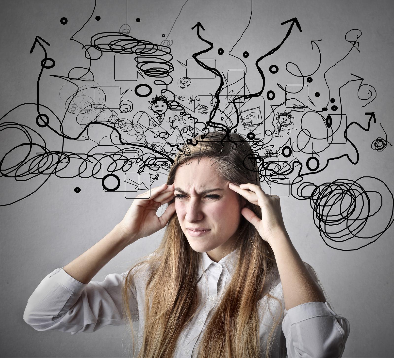 почему иногда нехорошие мысли разъедают наш мозг и как их побороть