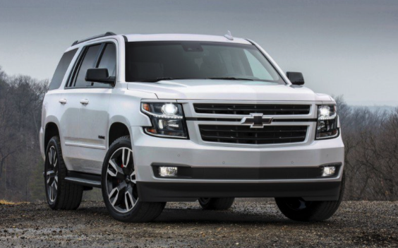 2018 Chevrolet Tahoe Review