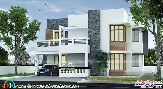 Below ₹35 lakhs, simple contemporary style