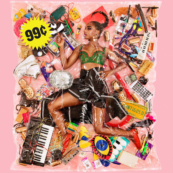 Santigold - 99 Cents Cover