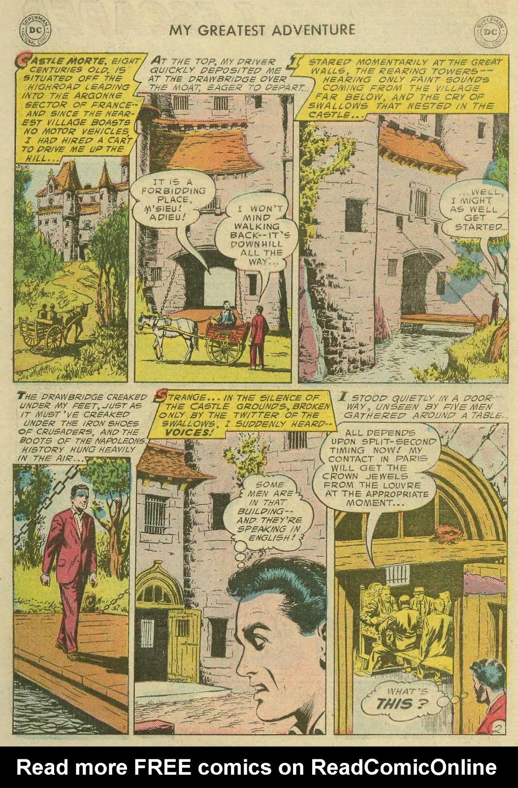 My Greatest Adventure (1955) issue 5 - Page 4