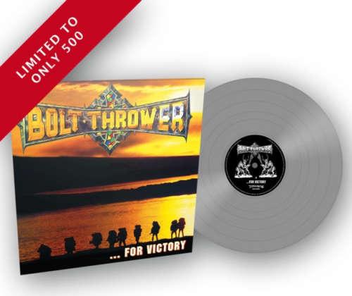 "BOLT THROWER: Επανακυκλοφορία του ""…For Victory"" σε βινύλιο"