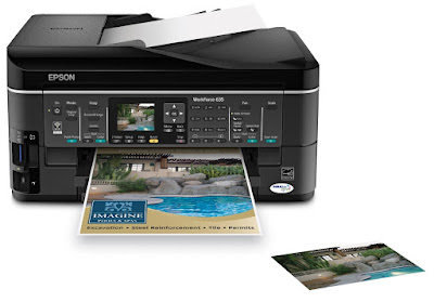 Epson WorkForce 635 Printer Driver Download