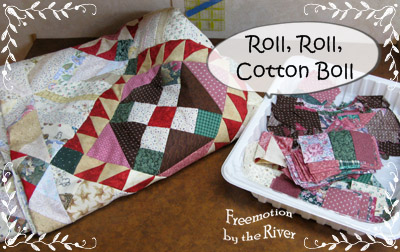 Roll, roll cotton boll