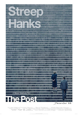 the post steven spielberg trailer poster
