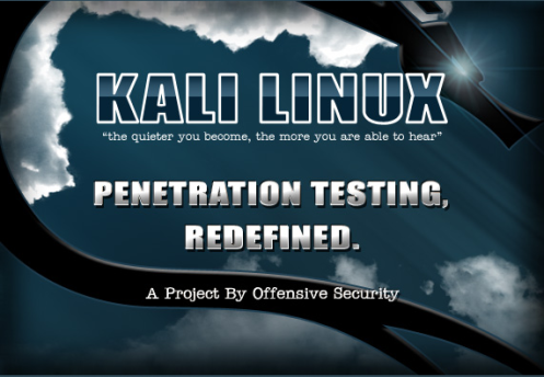Pengenalan Kali Linux