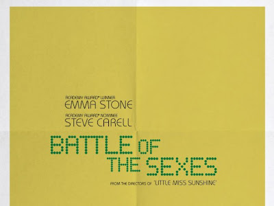Battle of the Sexes - Emma Stone