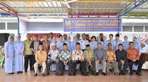 Foto Kepala Penerangan Danlanud Supadio