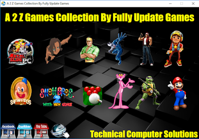 A 2 Z Games Collection Full Version Free Download