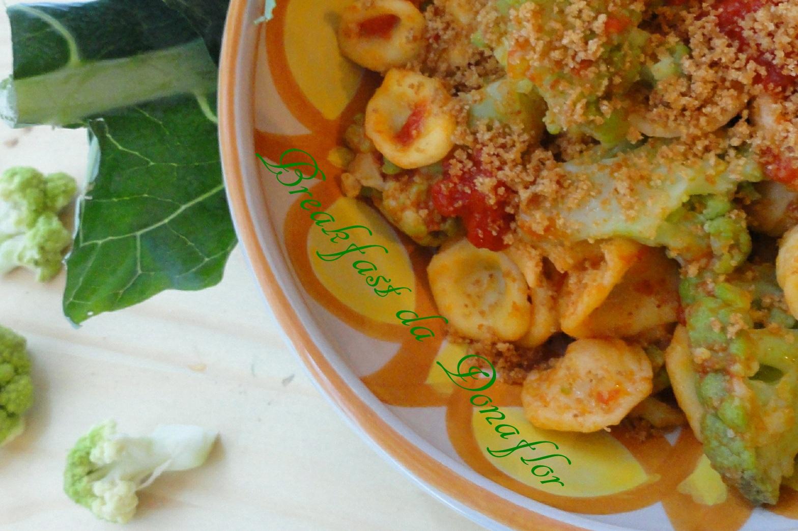 Breakfast da Donaflor Cucina Pugliese Strascente e ccime de cole per LITALIA NEL PIATTO