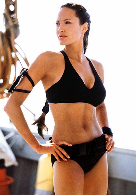 Angelina Jolie Bikini Pics 14