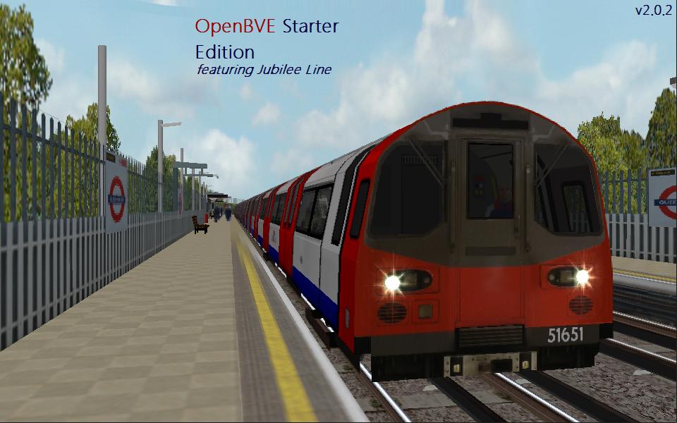 Openbve 2 Line