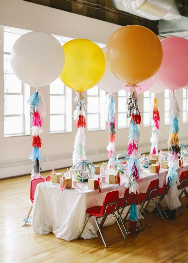 beautify party decorations
