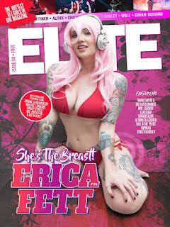 Elite Magazine Inglaterra – Numero 94 2018 PDF Digital