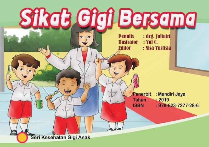 Review Sikat Gigi Bersama Karya drg. Juliatri