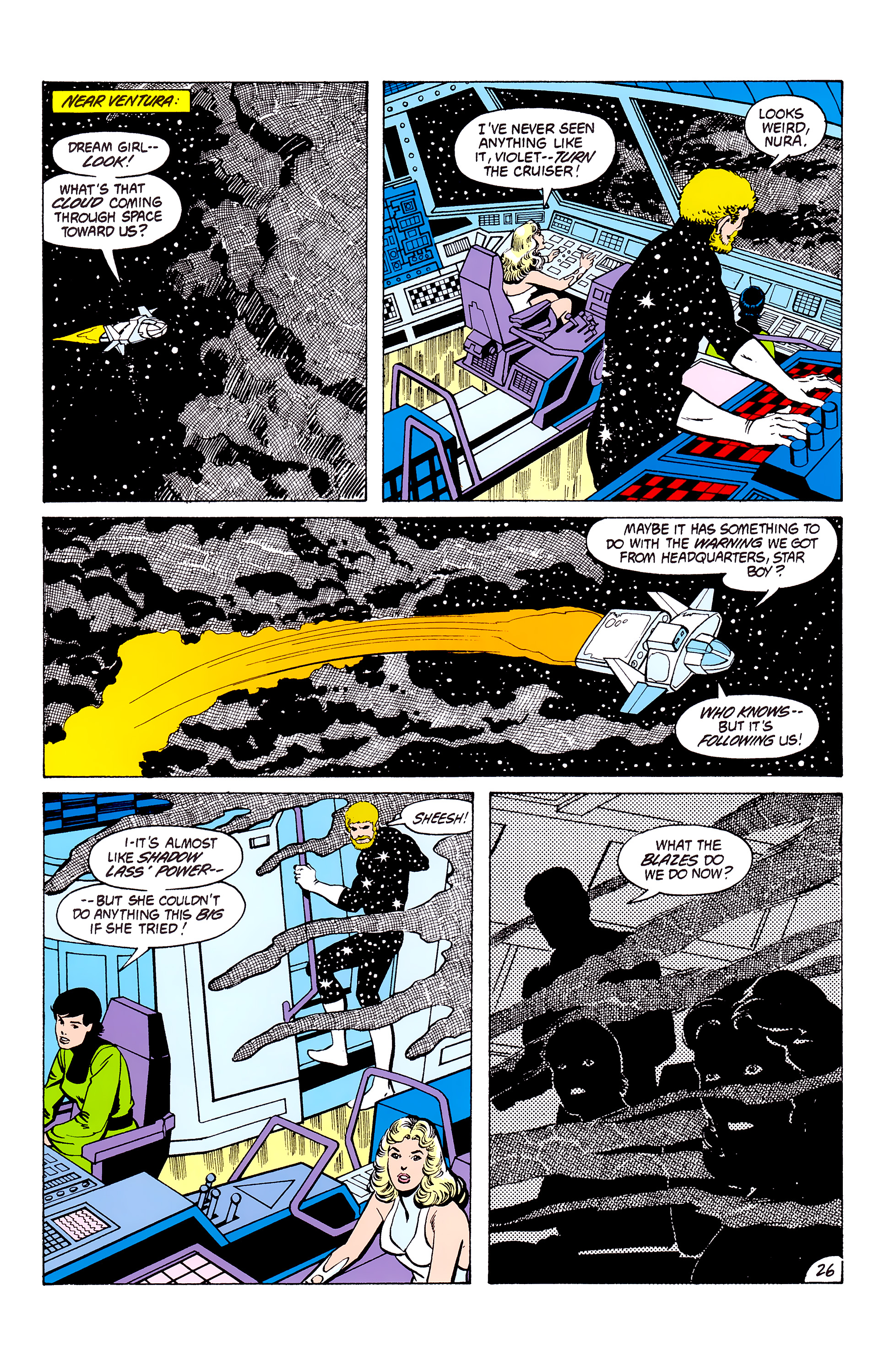 Legion of Super-Heroes (1980) _Annual_3 Page 26