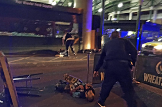 London Bridge Attacker In Arsenal Shirt Was Ex-Tube Worker 'Family Man' Called Abz, 27 Who Appeared On Channel 4 Documentary