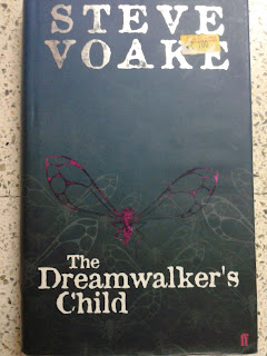 The Dreamwalker's Child  book cover