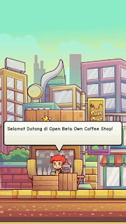 Own Coffee Shop Apk - Free Download Android Game