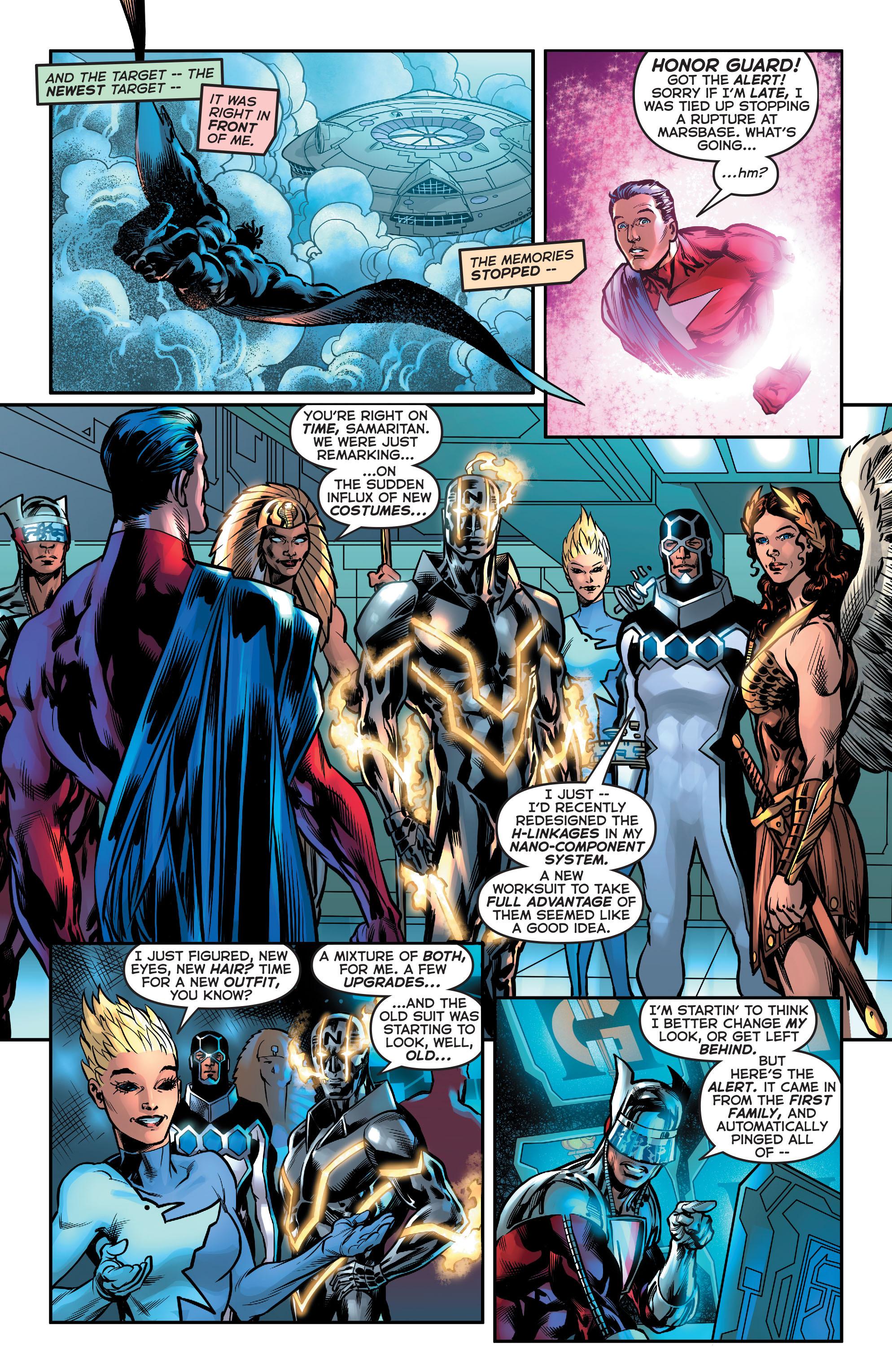 Read online Astro City comic -  Issue #31 - 13