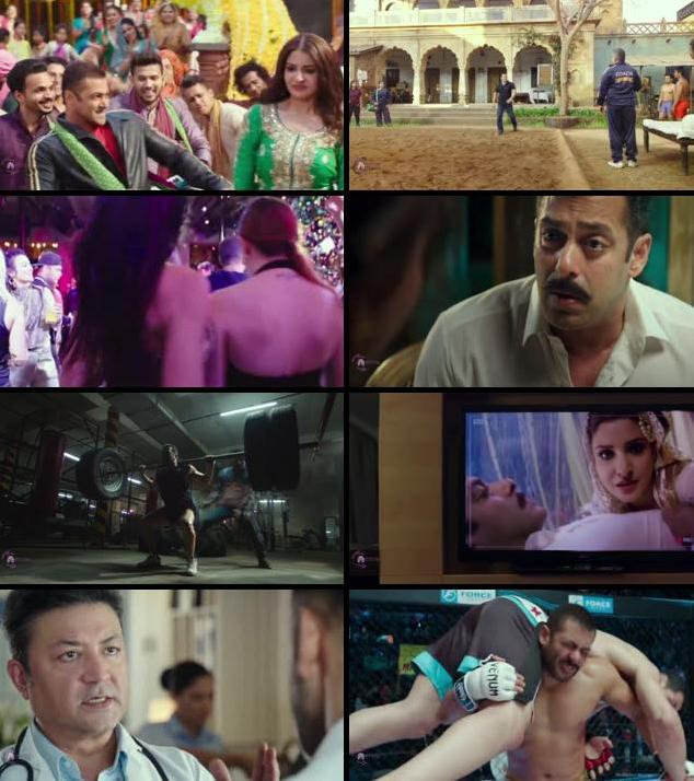 Sultan 2016 Hindi 720p HD DVDScr