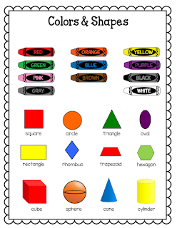 kindergarten take home folder resource pages