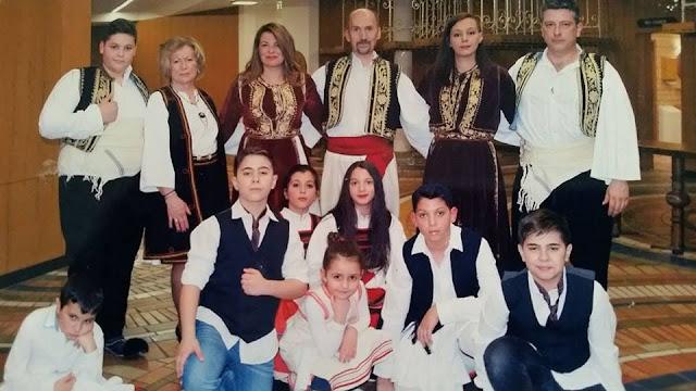 Ο Θεσπρωτός Βασίλης Δοκόπουλος πρόεδρος της Ηπειρώτικης κοινότητας Νταχάου Κάρλφελντ