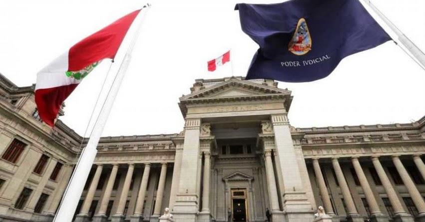 Poder Judicial crea registro de casillas electrónicas de entidades públicas (RECEI)
