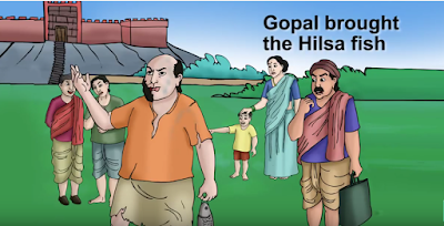 the hilsa fish storys for kids