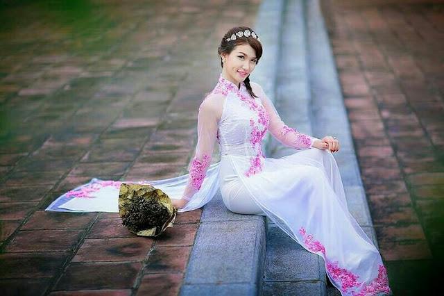 Vitnam women style