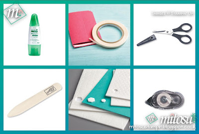 Stampin' Up! Basic Craft Kit Order from Mitosu Crafts' Online Shop