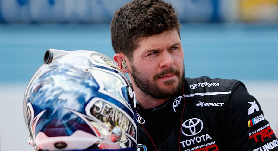 Nascar race mom ryan truex replaces blake koch at kaulig for Koch xfinity driver