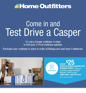 Home Outfitters Weekly Flyer September 21 - 27, 2018
