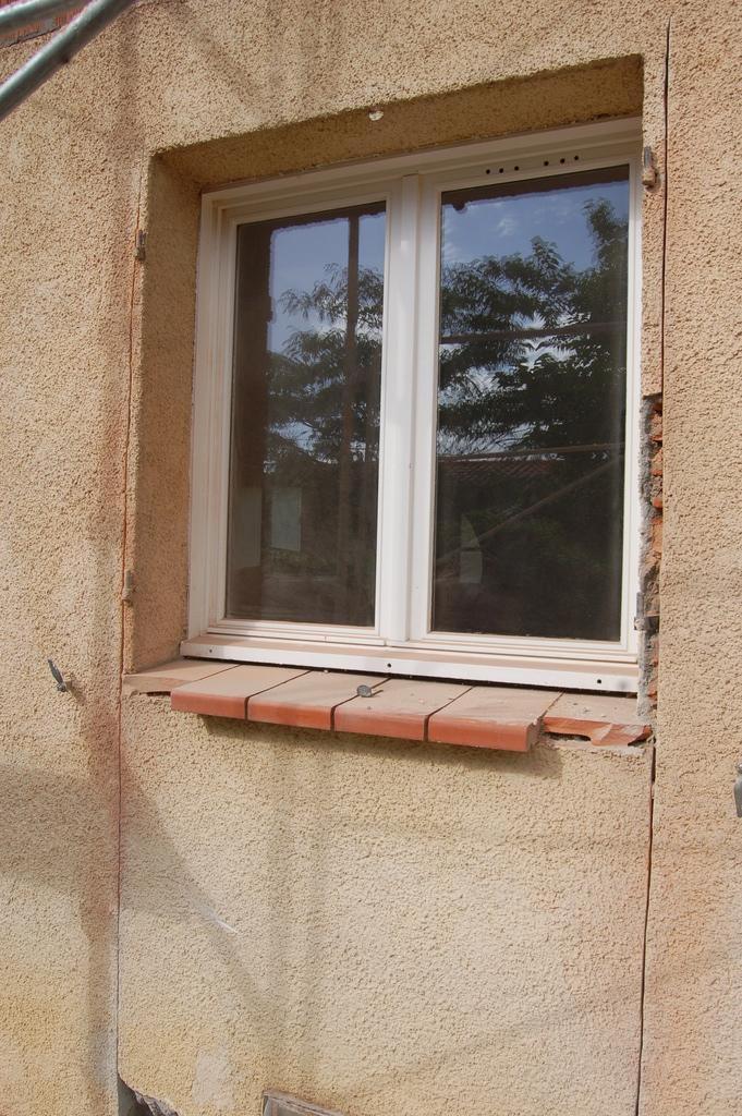 Transformer une porte fenetre en fenetre id es d coration id es d coration - Transformer une porte normale en porte coulissante ...