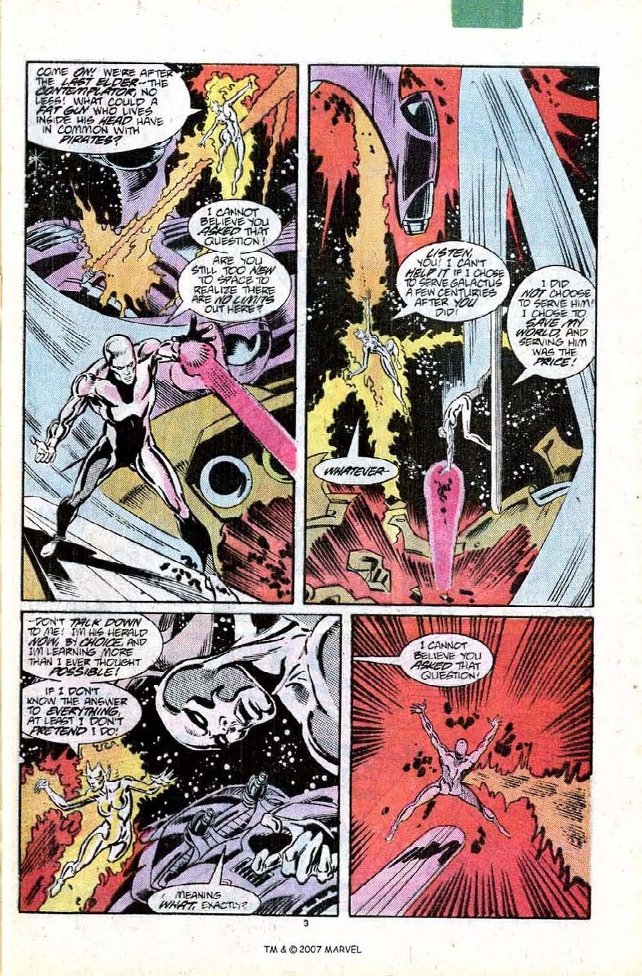 Read online Silver Surfer (1987) comic -  Issue #11 - 5