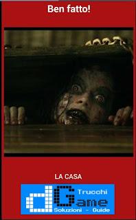 Soluzioni Quiz Horror Movie livello 37