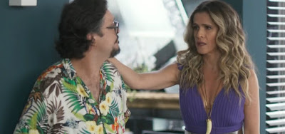 Silvana (Ingrid Guimarães) ficará com medo de perder Mario (Lucio Mauro Filho) e se estrepará