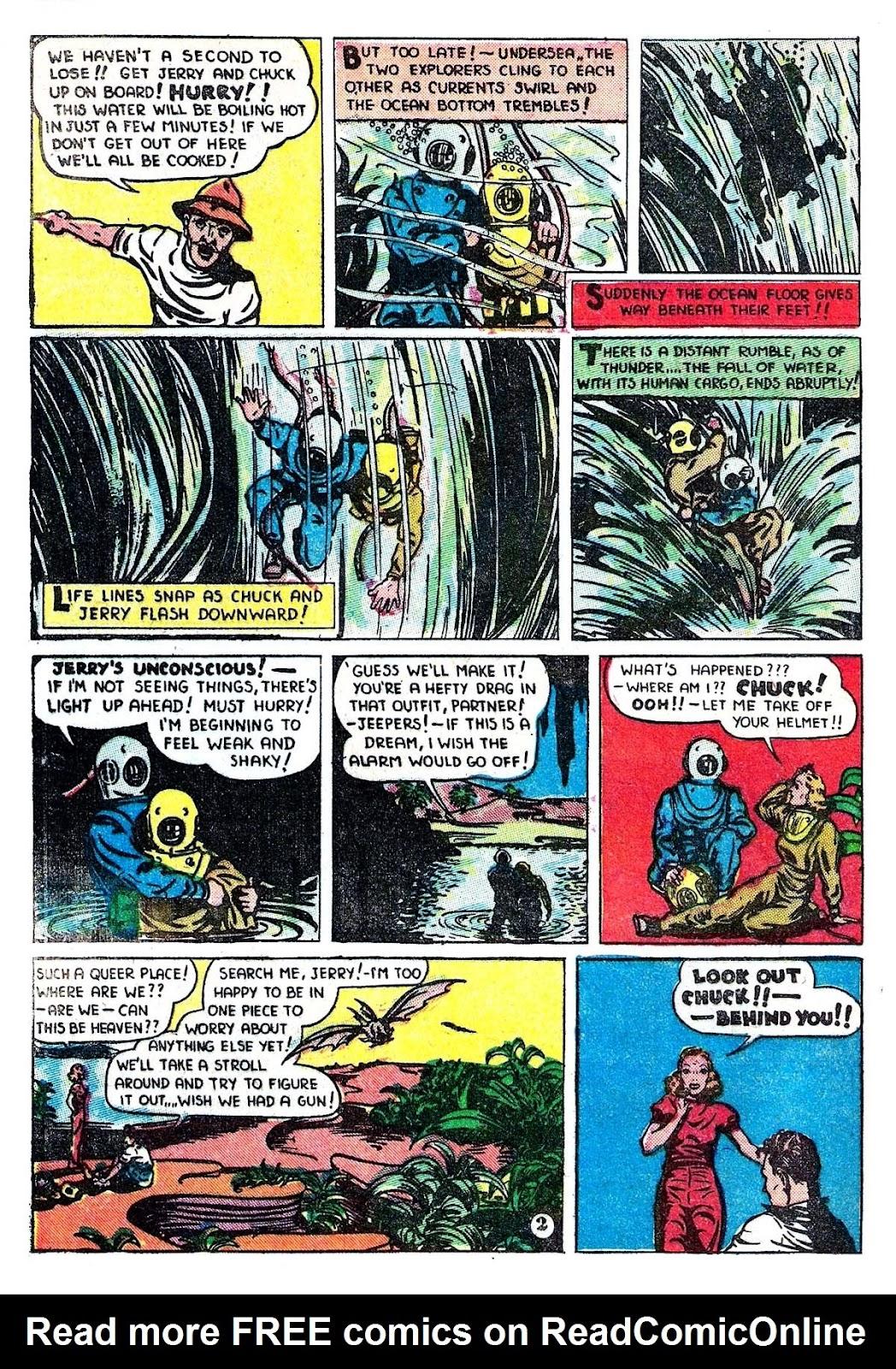 Amazing Man Comics issue 5 - Page 46