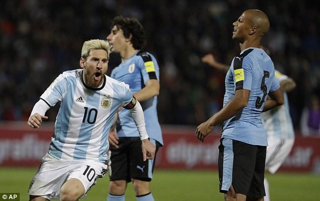 ملخص مباراة الارجنتين والأوروغواي اليوم 1 سبتمبر 2017 والقنوات الناقلة للمباراة الارجنتين والأوروغواي في تصفيات كأس العالم