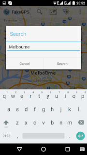 Fake GPS Search Melbourne