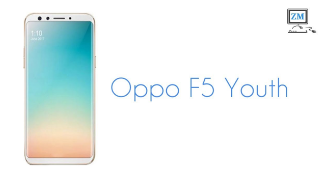 """Firmware Stock ROM OPPO F5 Youth CPH1725"""