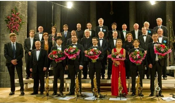 ,Concours International Adolphe Sax ,2014  ,