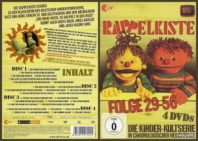 Rappelkiste. 1973–1984. DVD 2.