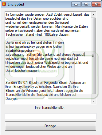 Herbst (Ransomware)
