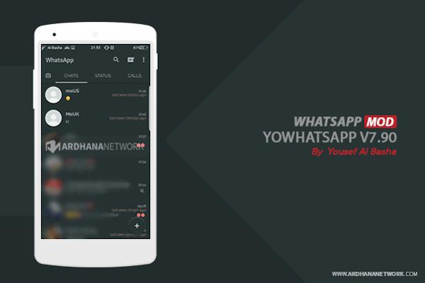 YoWA V7.90 By Yousef Al Basha